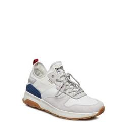 Palladium Ax_eon Army Niedrige Sneaker Weiß PALLADIUM Weiß