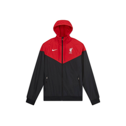 Nike Windbreaker Fc Liverpool Woven Authentic Windrunner L