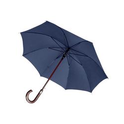 Euroschirm Stockregenschirm Stockschirm blau