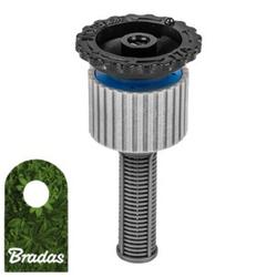 Sprühdüse für Pop-Up Sprinkler Versenkregner Einstellbare Düse 0-360° Bewässerungsflache 5,2m Bradas 5120
