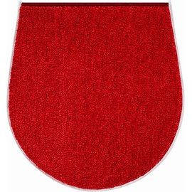 Grund Badematte »Room«, rot Grund, gemustert
