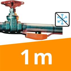 Heizkabel »Easy Heat« für Rohr, Leitung, Rinne · 1m