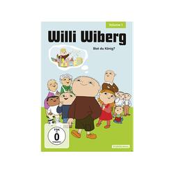 Willi Wiberg Vol. 1 - Bist du ein König? DVD