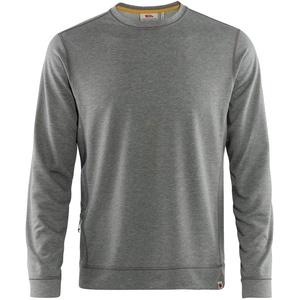 Fjällräven High Coast Lite Sweater M Leichter und kompakter Pullover Herren XXL Grau (Grey)