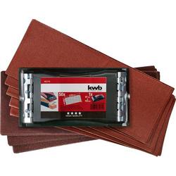 Kwb 485170 PROFI Handschleifer-Set, mit 50 Schleifstreifen 93 x 230mm 1St.