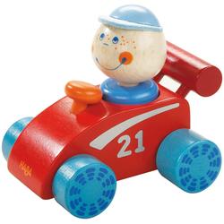 Haba Spielzeug-Auto Schiebespielzeug Rennauto Habaland