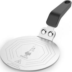 BIALETTI Kochfeld-Adapter, Größe 1 bis 6 Tassen, Ø 13 cm