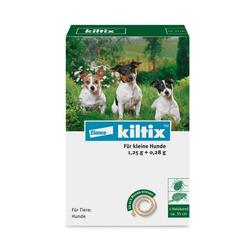 KILTIX Halsband f.kleine Hunde 1 St