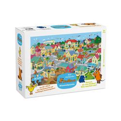 Wimmelbuch Verlag Puzzle Die Maus Puzzle, Puzzleteile