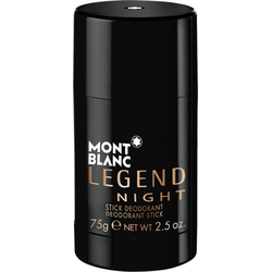 Montblanc Legend Night Deodorant Stick 75 g