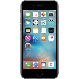 Apple iPhone 6s 32 GB space grau