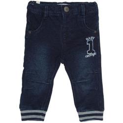 name it Boys Jeans Regular dark blue denim