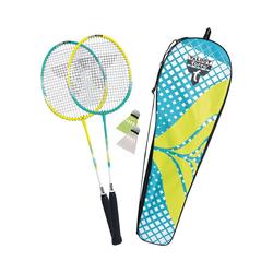 Talbot-Torro Badmintonschläger Badmintonset 2-Fighter
