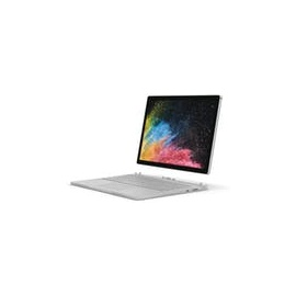Microsoft Surface Book 2 13.5 i7 8GB RAM 256GB SSD Wi-Fi Silber