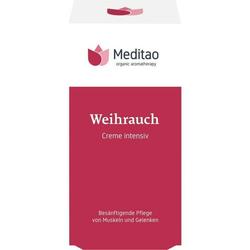MEDITAO Weihrauchcreme 50 ml
