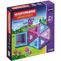 Magformers Inspire Set 14-teilig Magnetspiel 274-52