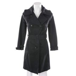 DRYKORN Damen Trenchcoat schwarz, Größe 34, 5060051