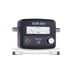 DUR-line DUR-line® SF 2400 Pro - Satfinder - NEU - Messgerä SAT-Kabel
