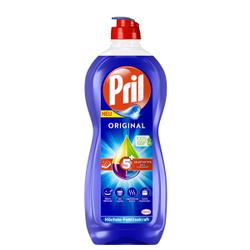 Pril Original Handspülmittel, 675 ml, Der Klassiker unter den Handgeschirrspülmitteln, Original