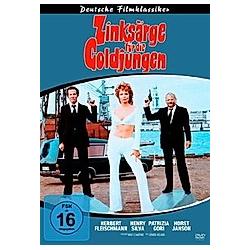 Zinksärge für die Goldjungen - DVD  Filme
