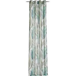 Vorhang Vorhang mit Ösen