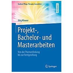 Projekt-, Bachelor- und Masterarbeiten