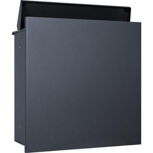 MOCAVI Briefkasten MOCAVI ZBox 111 Zaunbriefkasten anthrazit RAL 7016