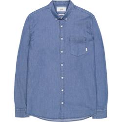 Makia - Archipelago Shirt Stone Wash - Hemden - Größe: L
