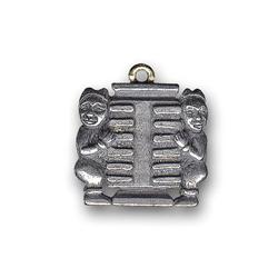 Adelia´s Amulett Feng Shui Glücksbringer, Das doppelte Kun-Trigramm - Liebe und Energie