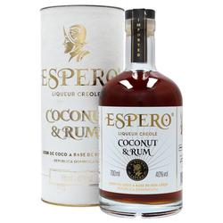 Espero Creole Coconut & Rum 0,7L -GB-