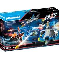 Playmobil Galaxy Police-Truck 70018