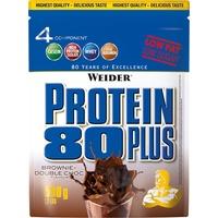WEIDER Protein 80 Plus Brownie-Double Choc Pulver 500 g