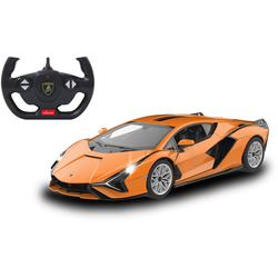 Jamara RC-Auto Lamborghini Sián 1:14, orange - 2,4 GHz