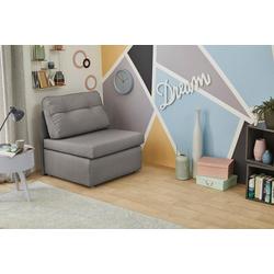 Jockenhöfer Gruppe Sessel grau