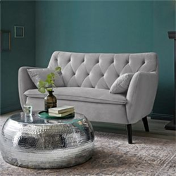 Sofa, 2-Sitzer Lilly Grau