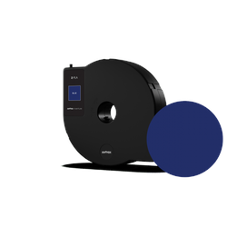 Zortrax Z-PLA Cartridge Filament für Zortrax Inventure Blau (blue) 1,75mm 350g