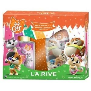 LA RIVE 44 CATS Geschenkset Parfüm EDP 50 ML + Damen Duschgel 250 ML
