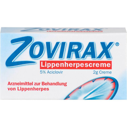 ZOVIRAX Lippenherpes Creme 2 g