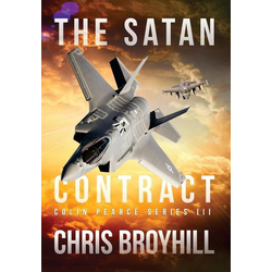 The Satan Contract als Buch von Chris Broyhill