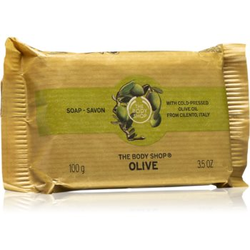 The Body Shop Olive natürliche feste Seife 100 g