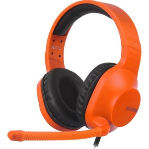 Sades Spirits SA-721 Gaming-Headset (Kompatibel mit PS4, PS5, Xbox One, Xbox Series X/S und Nintendo Switch) orange