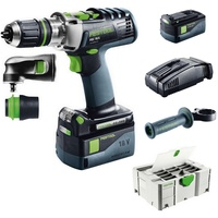 Festool PDC 18/4 Li 5,2-Set-SCA