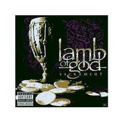 Lamb of God - SACRAMENT (CD)