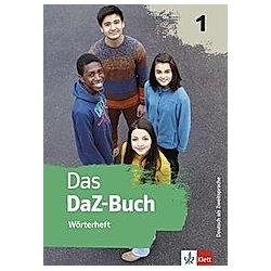 Das DaZ-Buch: .1 Wörterheft. Angelika Zajac  - Buch