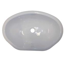 Fendt Waschbecken Waschraum Kunststoff, Farbe weiß