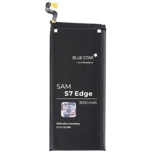 BlueStar Akku Ersatz kompatibel mit Samsung Galaxy S7 Edge SM-G935 3600mAh 3,6V Li-lon Austausch Batterie Accu EB-BG935ABE Smartphone-Akku