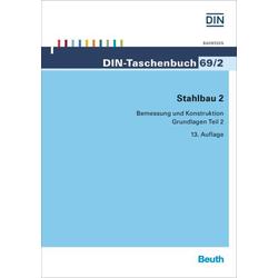 Stahlbau. Bd.2 als Buch von