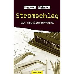 Stromschlag. Werner Kehrer  - Buch