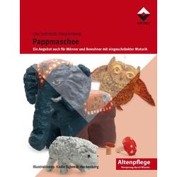 Pappmaschee als Buch von Ute Schmidt-Hackenberg