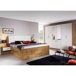 rauch ORANGE Schlafzimmer-Set Weingarten, (Set, 4-tlg)